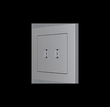 Conjunto Cargador 2USB Silver 370x361.png