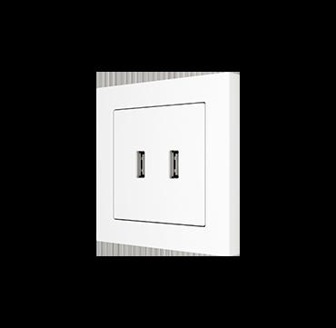 Conjunto Cargador 2USB Blanco brillo 370x361.png