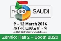 The Big 5, Saudi