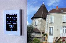 Porte de la ville fortifiée de Châteauroux