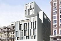Luxury Apartment Building. Gran Vía 48