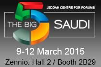The Big 5 Saudi 2015