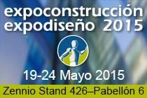 Expoconstrucción & Expodiseño 2015