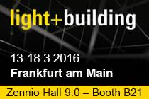 Light & Building 2016