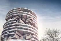 Modern Farmanieh Tower